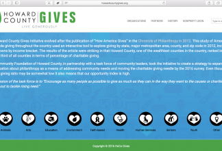 HoCoGives