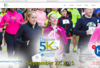 Discover Downtown 5k